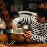 Kids baking class